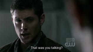 """""""Cái đó là anh nói chuyện đó hả?"""""""