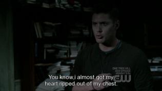 """""""Anh có biết là tôi suýt chút nữa đã bị moi tim ra khỏi ngực không?!"""""""