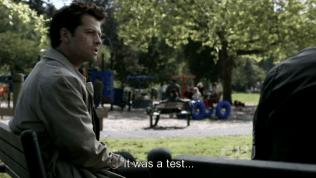 """""""Đó là một bài kiểm tra..."""""""
