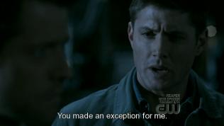 """""""Nhưng anh đã tạo ra ngoại lệ cho tôi mà."""""""