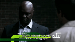 """""""Lẽ ra Alastair phải giết chết Dean và đào tẩu."""" - Uriel tiếp tục."""