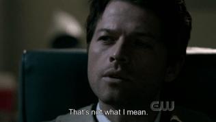 """""""Ý tôi không phải vậy."""""""