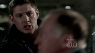 You touch my Cas, and you DIE!