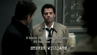 """""""Một thứ nóng lên khi ở gần Chúa. Nó sẽ giúp tôi tìm Người."""""""