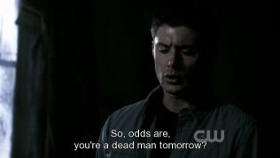 """""""Vậy cũng có nghĩa mai anh trở thành xác chết à?"""""""