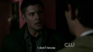 """""""Tôi không biết."""" Cas thành thật nói."""