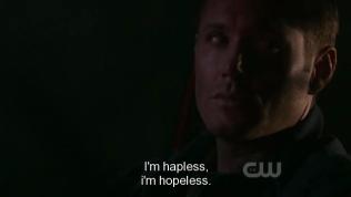 """""""Tôi không may. Tôi tuyệt vong."""""""