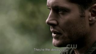 """""""Bọn họ sẽ làm vật nghi trang."""" - Dean TL nói với Dean."""