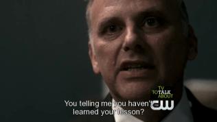 """""""Ý cậu là cậu vẫn chưa học được bài học của mình sao?"""" - Zachariah tức giận hỏi."""