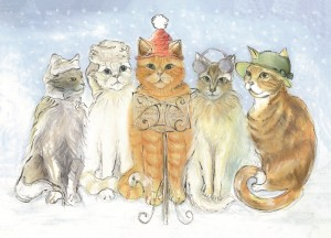 The Carol Singers - Available in the Christmas Series.