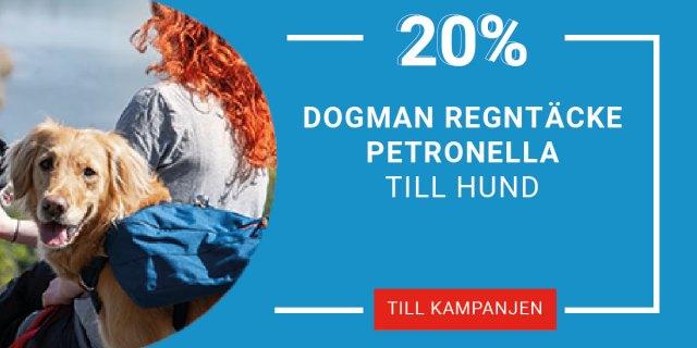 20% på Dogman Regntäcke Petronella