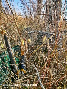 Tools for building livestock fences