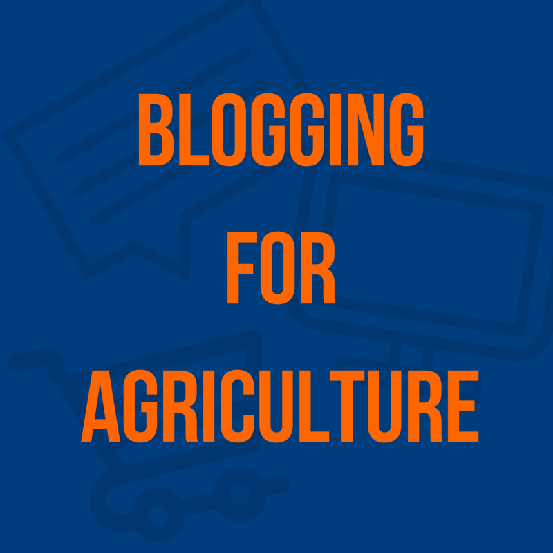 Food and Agriculture Blogs