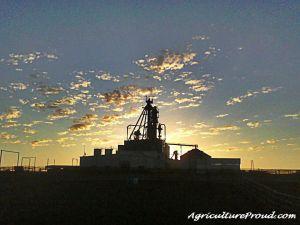 feed mill sunrise