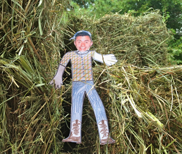Flat Ryan Visits Graff Land & Livestock