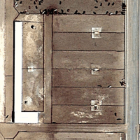 What happens in a cattle feedlot - Explaining Aerial Images