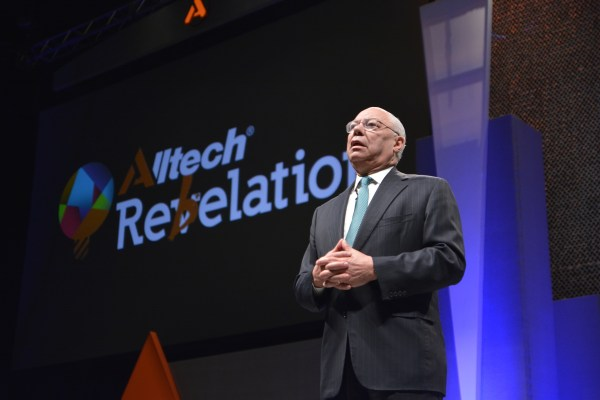 General Colin Powell on Being a Leader at Alltech REBELation