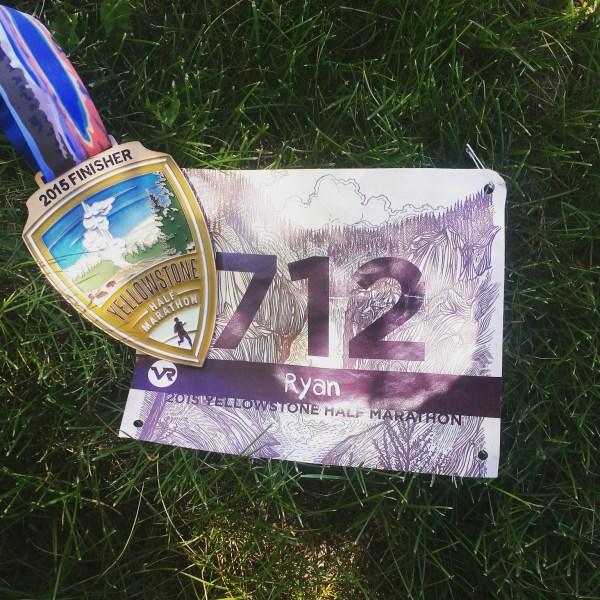 Keep on Running – Yellowstone Half Marathon