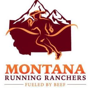 Montana Running Ranchers logo