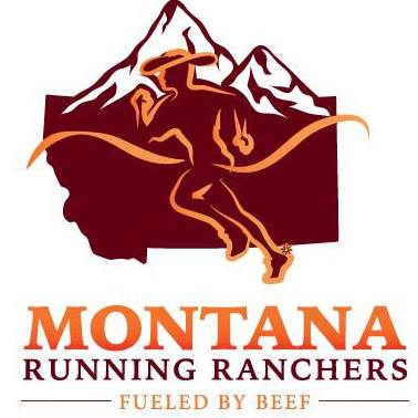 Beef. It's What's for the Montana Running Ranchers' Pre-Race Dinner