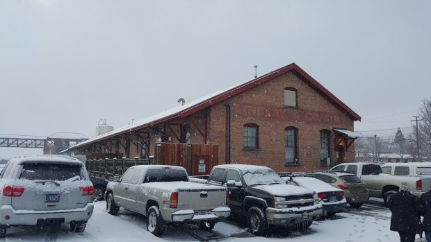 Attendees had a great opportunity to network with an evening meal at Kettle House Brewing in Missoula.