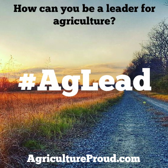 How can you become a stronger agriculture leader? #AgLead