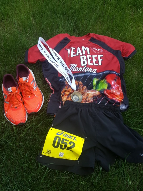 Montana Governor's Cup – My First Marathon