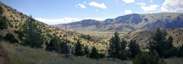 July Open Lands Cardwell Montana Mountains