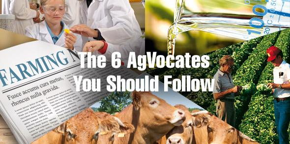 Bayer's 6 AgVocates You Should Follow