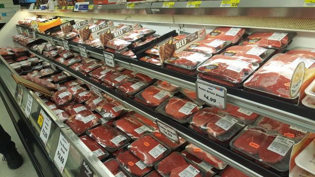 beef import export labeling