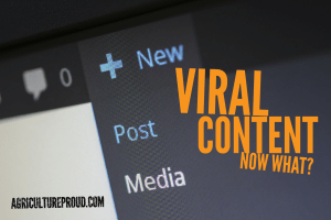 viral social media content