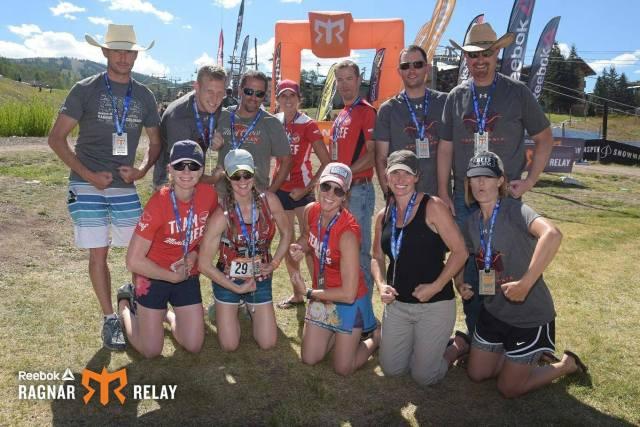 Ragnar Relay Colorado Montana Running Ranchers
