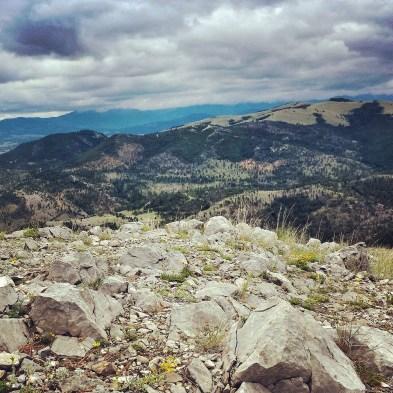 mount helena running montana