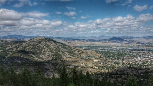 running mount ascension helena montana