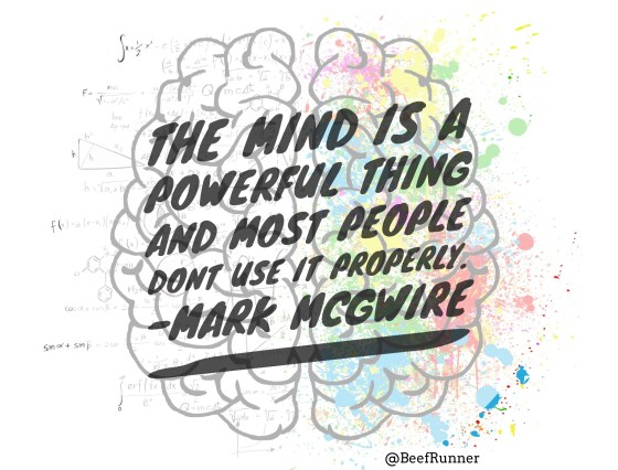 mind gym running diligence mark mcgwire