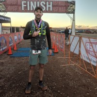 Arches Ultra 50k and 50 mile - Moab