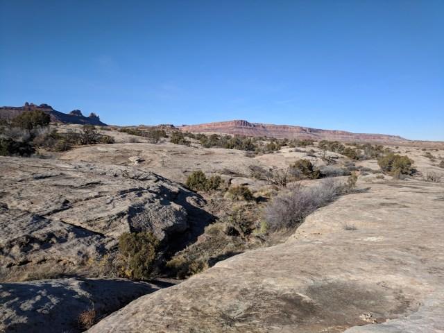 arches ultra moab slick rock