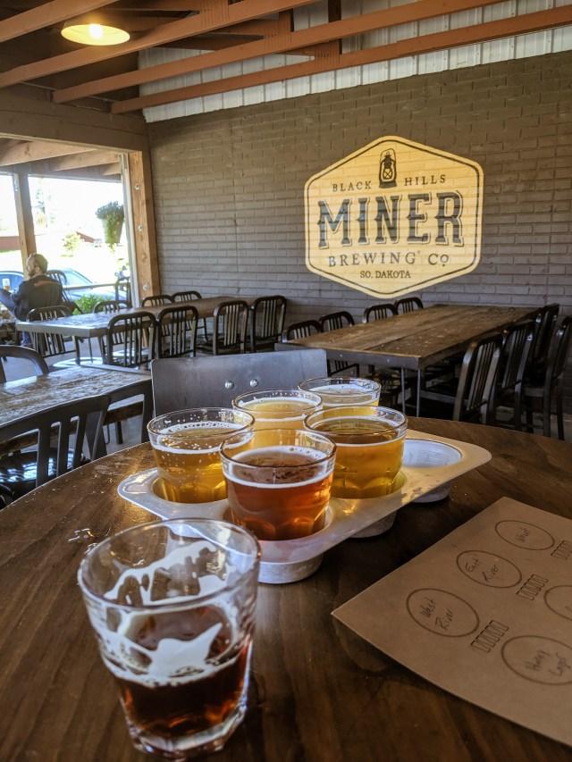 Black HIlls Miner Brewing Company