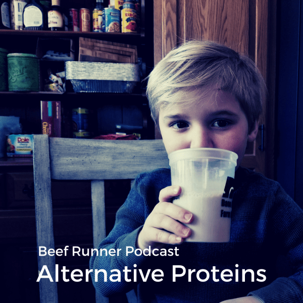 Over a Beer Podcast 032 – Alternative Proteins with Dairy Carrie