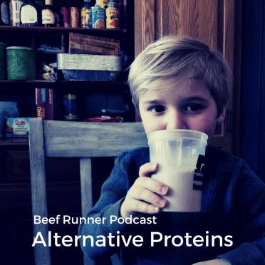 Alternative Proteins Dairy Carrie Beef Runner