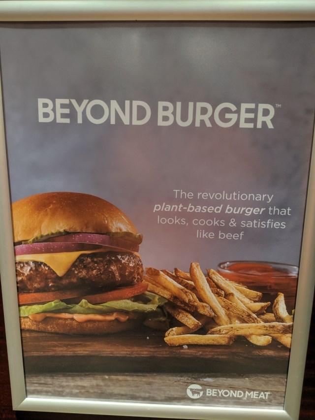 beyond burger environment