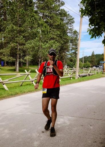 black hills 100 race day