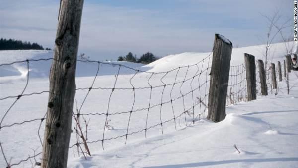 When the fields are frozen, there's still plenty of farm work in winter