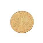 VIENNA PHILHARMONICS 1 OZ GOLD