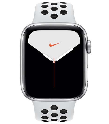 Apple Watch Nike Series 5 platinum/black