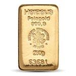 Gold bar 250g