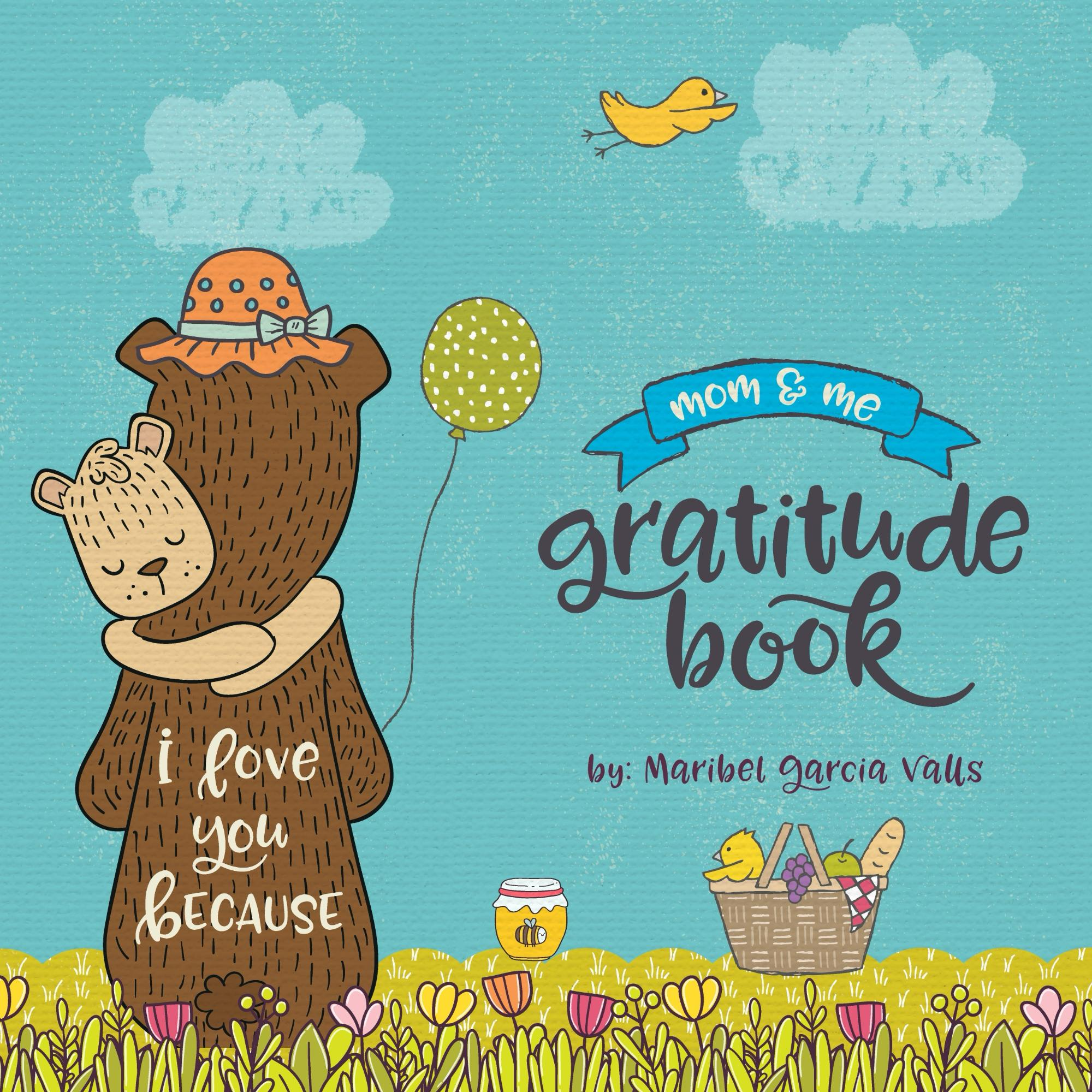 I Love You Because: Mom & Me Gratitude Book - Bee Happi Press