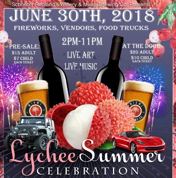 Lychee 2018 Celebration