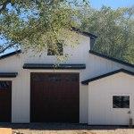 Pole Barn Horse Barn - Beehive Buildings - 44'x72'x15'