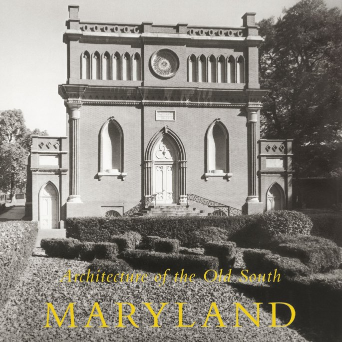 Maryland book cover straight